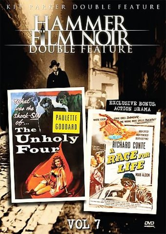 Hammer Film Noir, Volume 7 (The Unholy Four / A