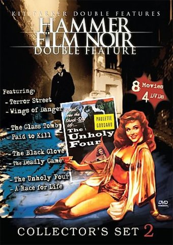 Hammer Film Noir, Collector's Set 2 (Terror