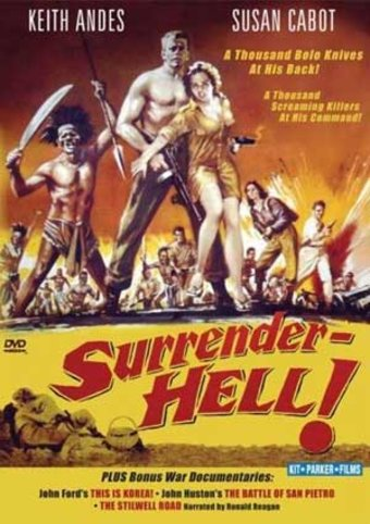 Surrender--Hell!