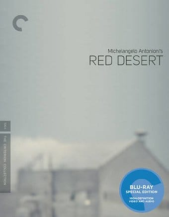 Il Deserto Rosso (Blu-ray, Criterion Collection)