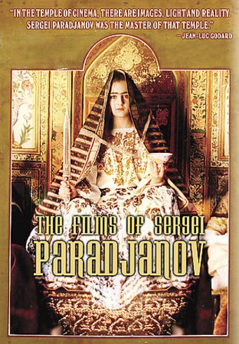 The Films of Sergei Paradjanov (Multi-DVD)