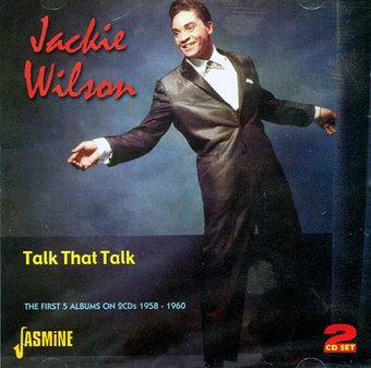 Talk That Talk (The First Five Albums 1958-1960)