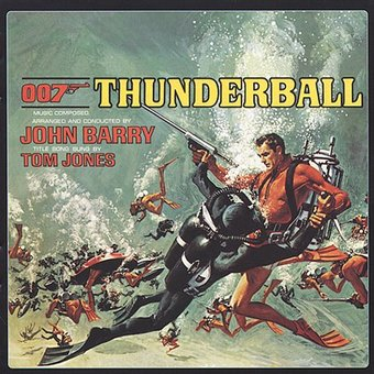 Thunderball [Original Motion Picture Soundtrack]