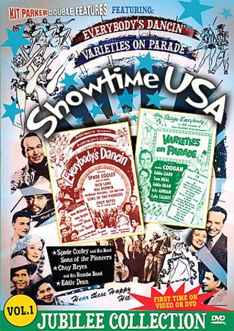 Showtime USA, Volume 1: Everybody's Dancin' /