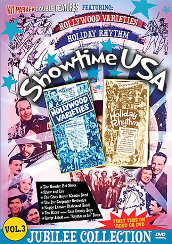 Showtime USA, Volume 3: Hollywood Varieties /