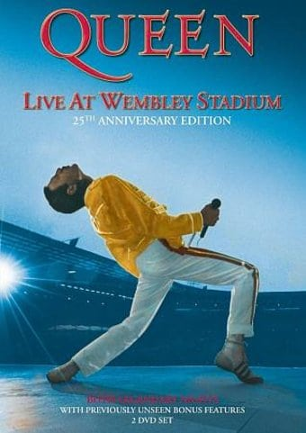 Live at Wembley '86 (2-DVD)