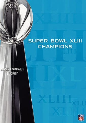 Football - Pittsburgh Steelers - Super Bowl XLIII