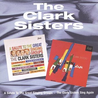 Salute the Great Singing Groups / The Clark