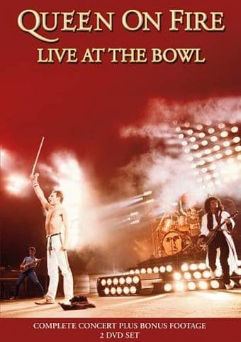 Live at the Bowl (2-DVD)