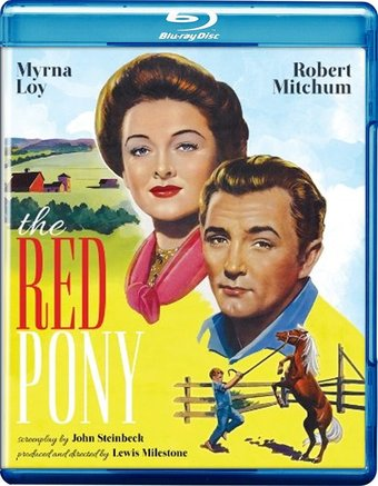 The Red Pony (Blu-ray)