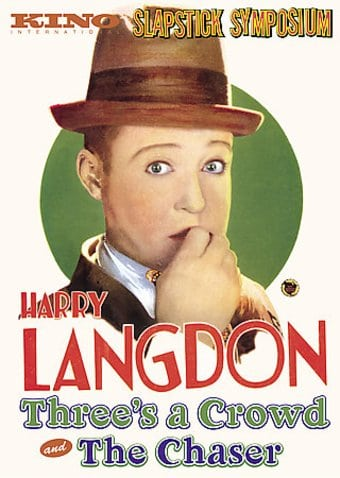 Slapstick Symposium - Harry Langdon: Three's a