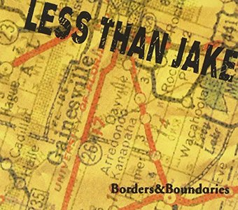 Borders & Boundaries (2-CD)