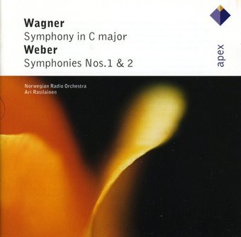 Wagner: Symphony in C Major / Weber: Symphonies