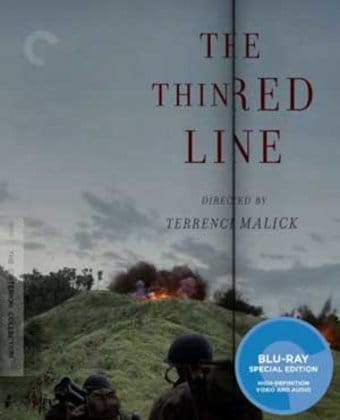 The Thin Red Line (Blu-ray, Criterion Collection)