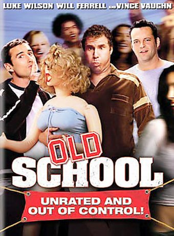 Old School (Widescreen, Unrated)