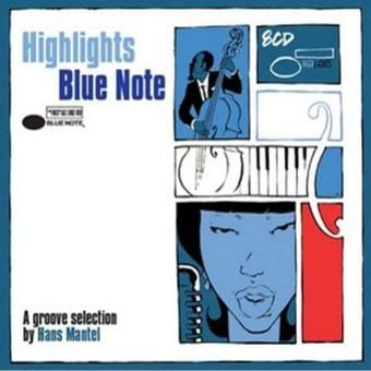 Blue Note Highlights Collector Box