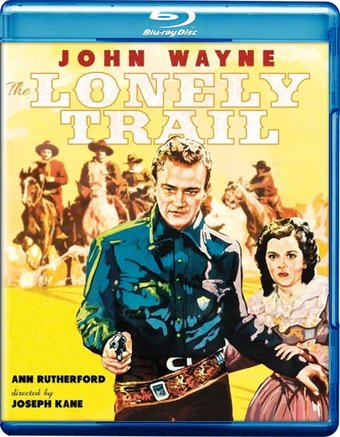 The Lonely Trail (Blu-ray)
