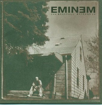 The Marshall Mathers LP [Clean]