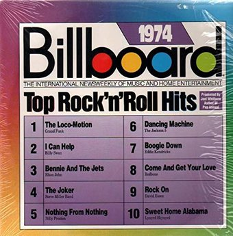 Billboard Top R & R Hits-1974