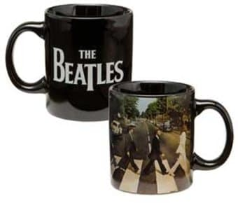Abbey Road: 12 oz. Ceramic Mug