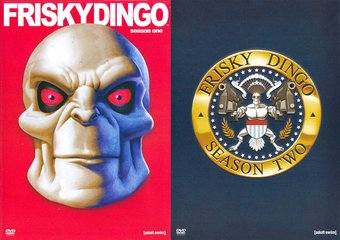 Frisky Dingo - Seasons 1 & 2 (2-DVD)
