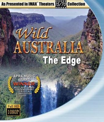 IMAX: Wild Australia: The Edge (Blu-ray)