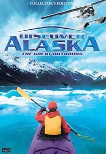 Discover Alaska: The Great Outdoors (5-DVD -