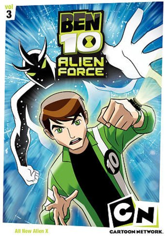 Ben 10 Alien Force, Volume 3