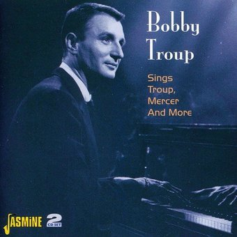 Sings Troup, Mercer & More (2-CD)