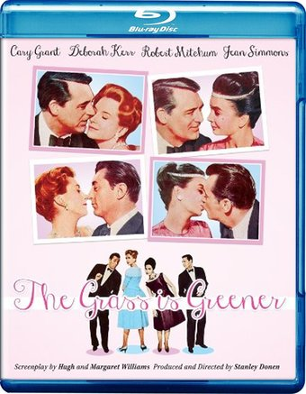 The Grass Is Greener (Blu-ray)