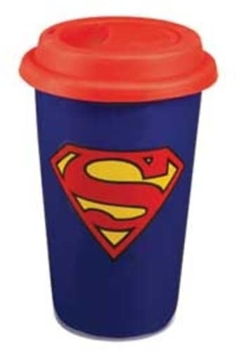 DC Comics - Superman - 12 oz. Double Walled
