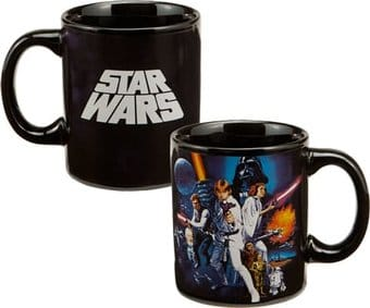 Star Wars - A New Hope: 12 oz. Ceramic Mug