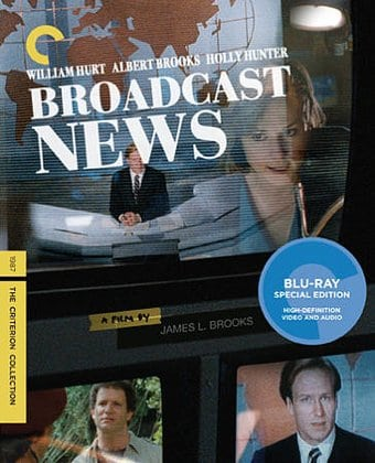 Broadcast News (Blu-ray, Criterion Collection)
