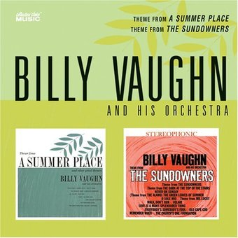 Billy Vaughn Theme From A Summer Place Theme From The