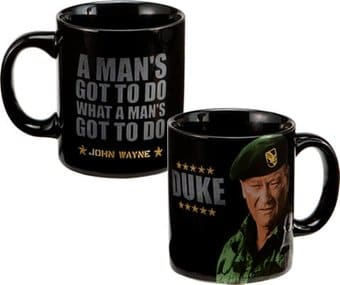 John Wayne - Duke - 12 oz. Ceramic Mug