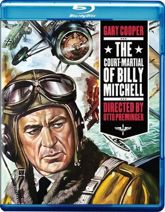 The Court Martial of Billy Mitchell (Blu-ray)