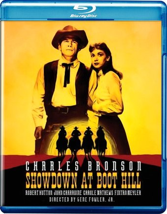 Showdown at Boot Hill (Blu-ray)