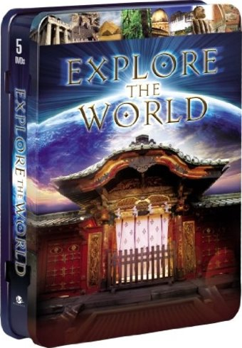 Explore the World [Tin] (5-DVD)