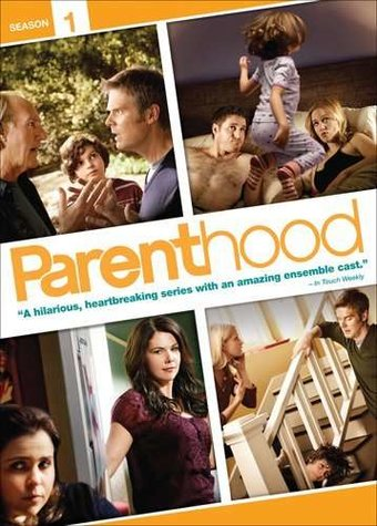 Parenthood - Season 1 (3-DVD) (2017) - Television on ...