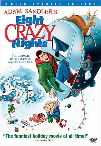 Adam Sandler's Eight Crazy Nights (2-DVD)
