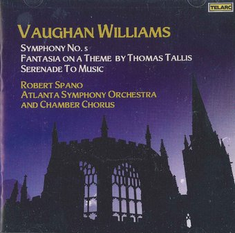 Vaughan Williams: Symphony No. 5/Fantasia On A
