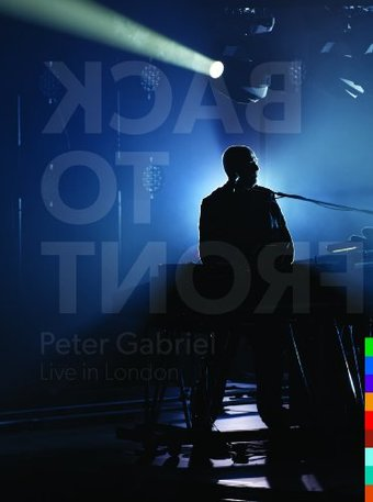 Peter Gabriel - Back to Front: Live in London