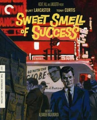 Sweet Smell of Success (Blu-ray, Criterion