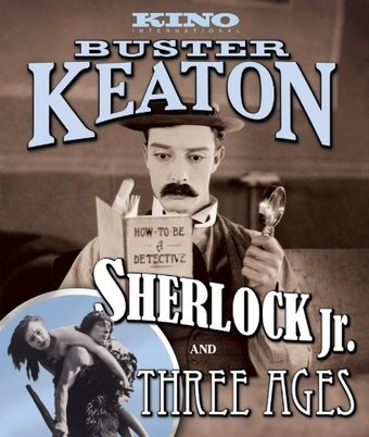 Sherlock Jr. / Three Ages (Blu-ray, Special