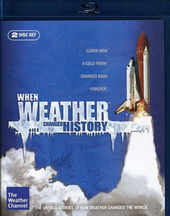 When Weather Changed History (Blu-ray)