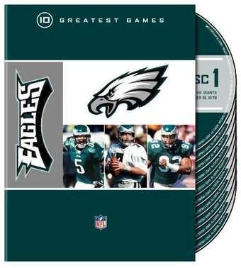 NFL: Philadelphia Eagles - 10 Greatest Games