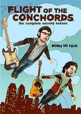 Flight of the Conchords - Complete 2nd Season