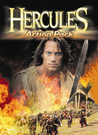 Hercules: The Legendary Journeys Action Pack