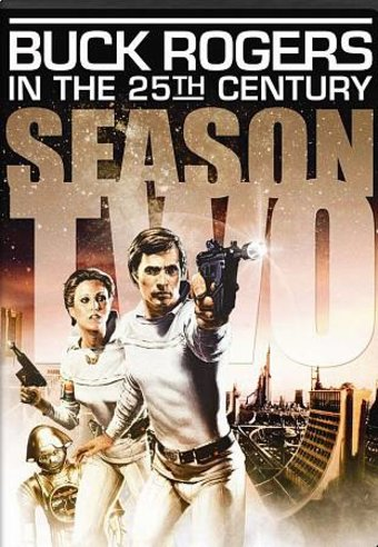 Buck Rogers in the 25th Century - Season 2 (4-DVD)