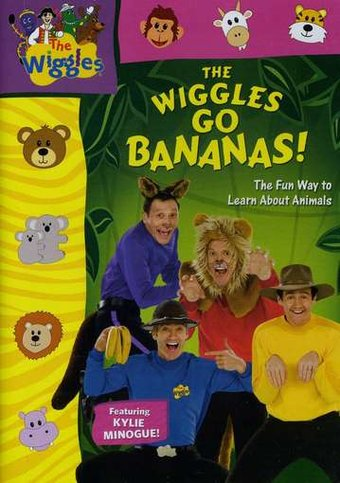 The Wiggles - Wiggles Go Bananas